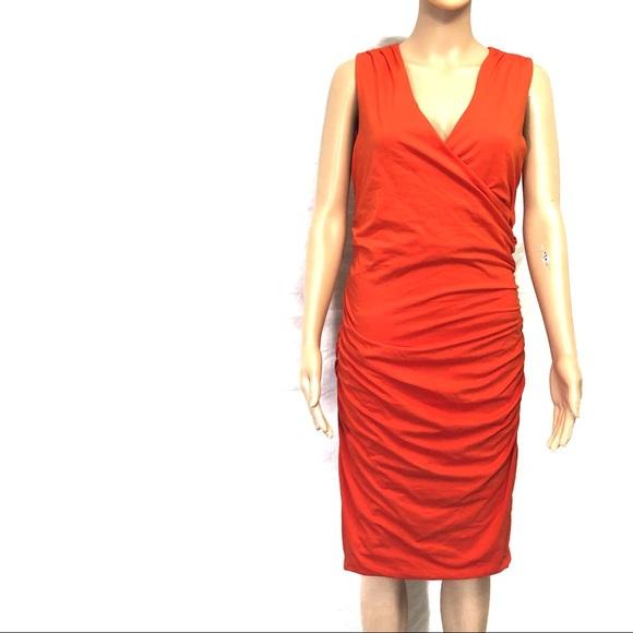 Boden Dresses Orange Dress Size 10 Poshmark